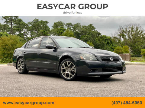 2005 Nissan Altima for sale at EASYCAR GROUP in Orlando FL