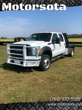 2013 Ford F-450 Super Duty for sale at Motorsota in Becker MN