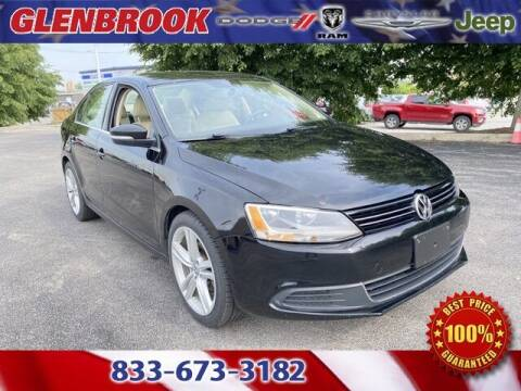 2013 Volkswagen Jetta for sale at Glenbrook Dodge Chrysler Jeep Ram and Fiat in Fort Wayne IN