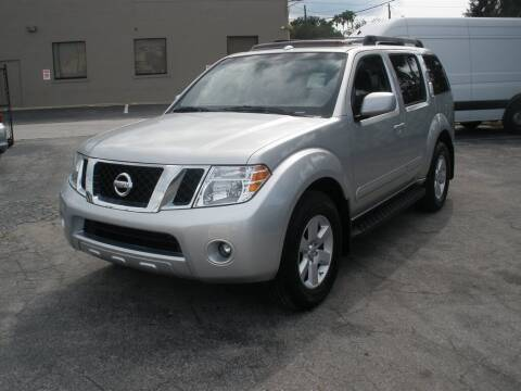 2008 Nissan Pathfinder for sale at Priceline Automotive in Tampa FL