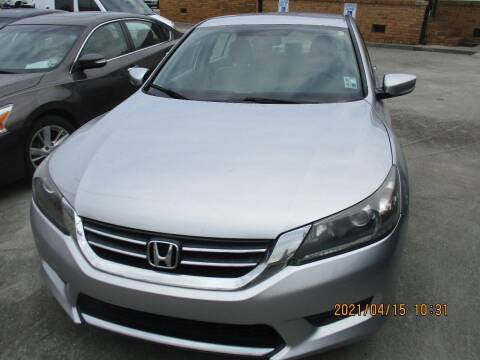 2014 Honda Accord for sale at Atlantic Motors in Chamblee GA