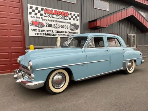 1951 Dodge Meadowbrook  for sale at Harper Motorsports-Vehicles in Post Falls ID