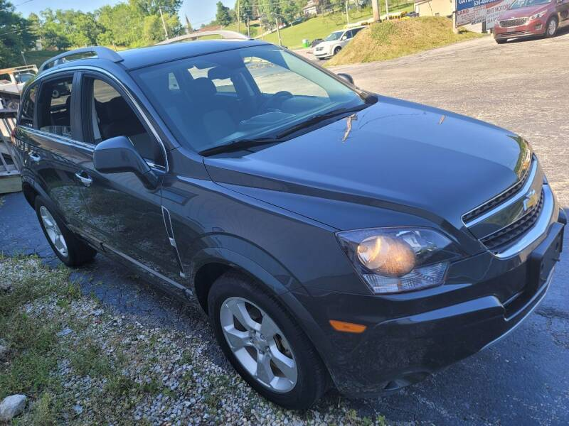 2015 Chevrolet Captiva Sport for sale at BHT Motors LLC in Imperial MO