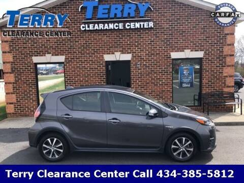 2018 Toyota Prius c for sale at Terry Clearance Center in Lynchburg VA