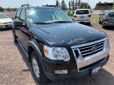 2007 Ford Explorer Sport Trac for sale at Praylea's Auto Sales in Peyton CO