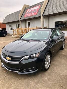 2014 Chevrolet Impala for sale at Stephen Motor Sales LLC in Caldwell OH