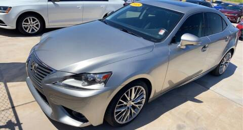 2015 Lexus IS 250 for sale at A AND A AUTO SALES in Gadsden AZ