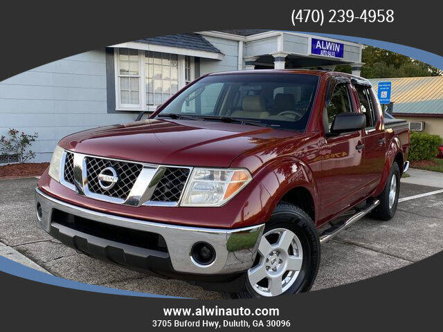 used 2006 nissan frontier for sale in georgia carsforsale com carsforsale com