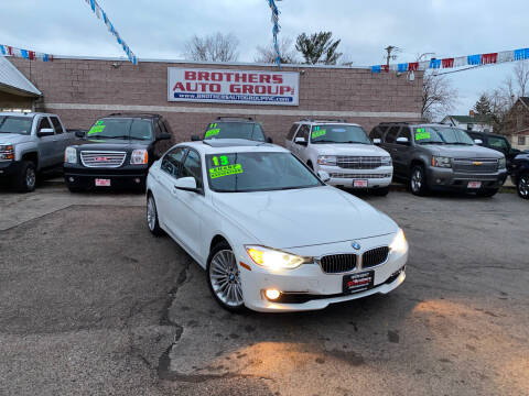 2013 BMW 3 Series for sale at Brothers Auto Group in Youngstown OH