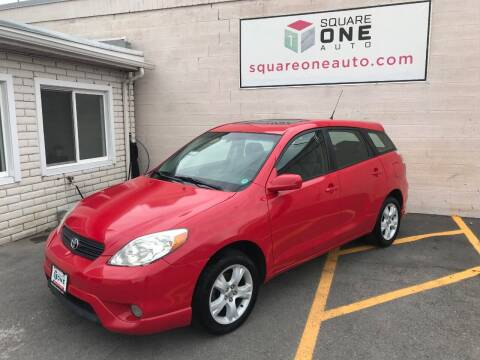 2005 Toyota Matrix for sale at SQUARE ONE AUTO LLC in Murray UT