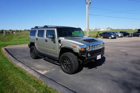 2004 HUMMER H2 for sale at Ideal Wheels in Sioux City IA