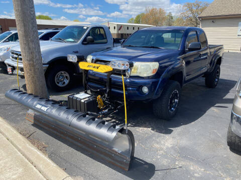 2005 Toyota Tacoma for sale at MARK CRIST MOTORSPORTS in Angola IN