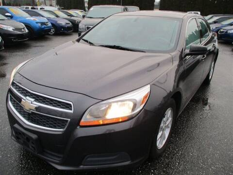2013 Chevrolet Malibu for sale at GMA Of Everett in Everett WA
