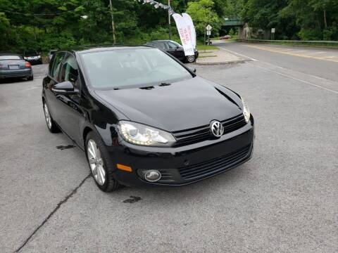 2012 Volkswagen Golf for sale at Apple Auto Sales Inc in Camillus NY