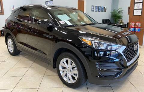 2020 Hyundai Tucson for sale at Adams Auto Group Inc. in Charlotte NC