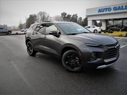 2021 Chevrolet Blazer for sale at Auto Gallery Chevrolet in Commerce GA