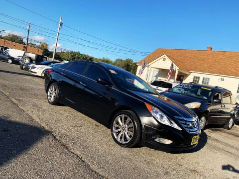 2012 Hyundai Sonata for sale at New Wave Auto of Vineland in Vineland NJ