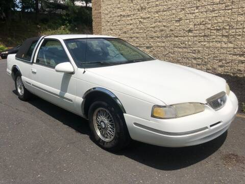 1996 Mercury Cougar for sale at Z Motorz Company in Philadelphia PA