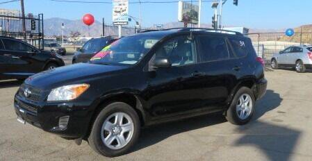 2012 Toyota RAV4 for sale at Luxor Motors Inc in Pacoima CA