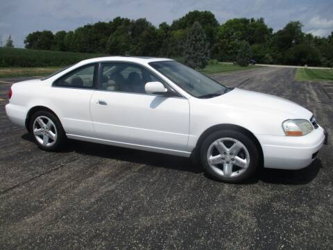 2001 Acura CL for sale at Crossroads Used Cars Inc. in Tremont IL