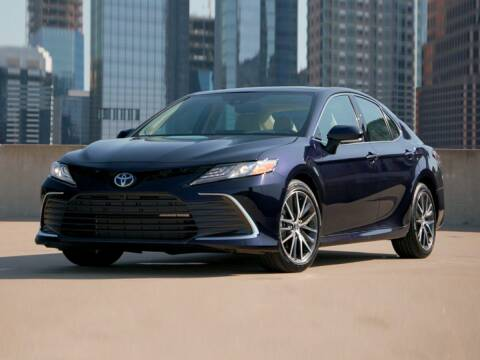 2021 Toyota Camry for sale at Sam Leman Toyota Bloomington in Bloomington IL