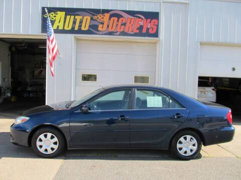2003 Toyota Camry for sale at AUTO JOCKEYS LLC in Merrill WI