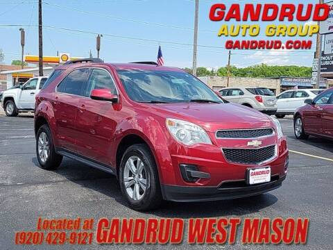 2014 Chevrolet Equinox for sale at GANDRUD CHEVROLET in Green Bay WI
