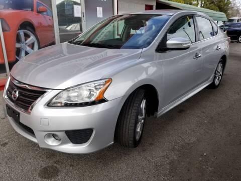 2015 Nissan Sentra for sale at Jays Used Car LLC in Tucker GA