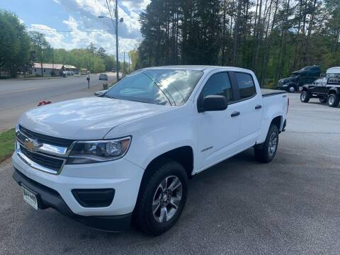 2015 Chevrolet Colorado for sale at Leroy Maybry Used Cars in Landrum SC