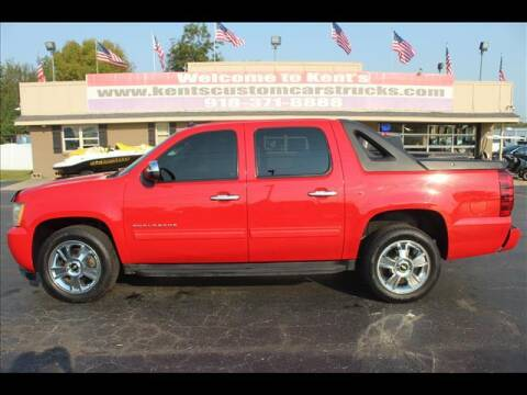 2010 Chevrolet Avalanche for sale at Kents Custom Cars and Trucks in Collinsville OK