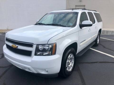 2008 Chevrolet Suburban for sale at Carland Auto Sales INC. in Portsmouth VA