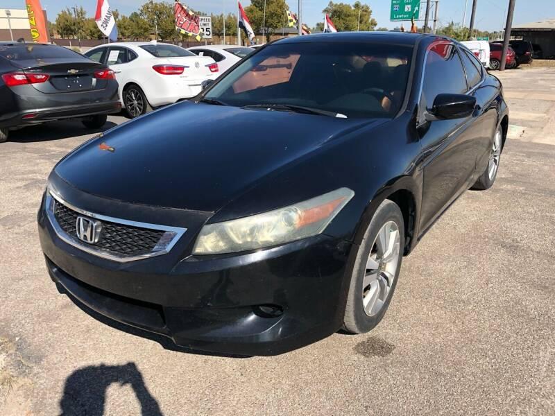 2008 Honda Accord for sale at Ital Auto in Oklahoma City OK