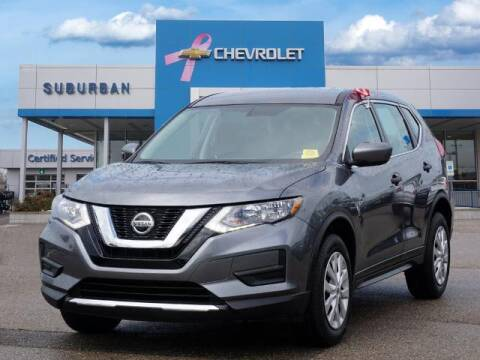 2018 Nissan Rogue for sale at Suburban Chevrolet of Ann Arbor in Ann Arbor MI