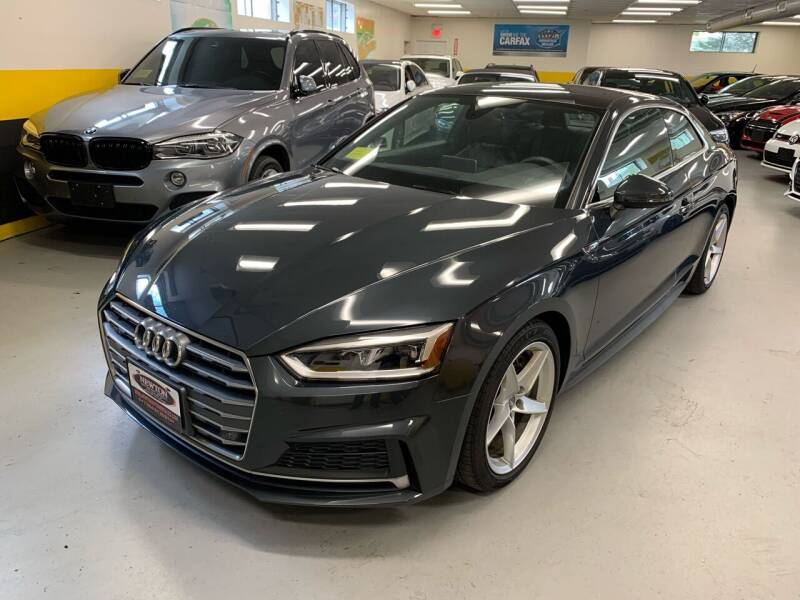 2018 Audi A5 for sale at Newton Automotive and Sales in Newton MA