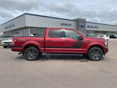 2018 Ford F-150 for sale at Schulte Subaru in Sioux Falls SD