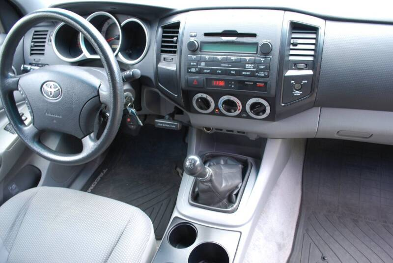 2011 Toyota Tacoma 4x2 4dr Access Cab 6.1 ft SB 5M - New Milford CT