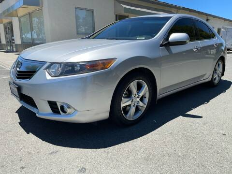 2012 Acura TSX for sale at 707 Motors in Fairfield CA