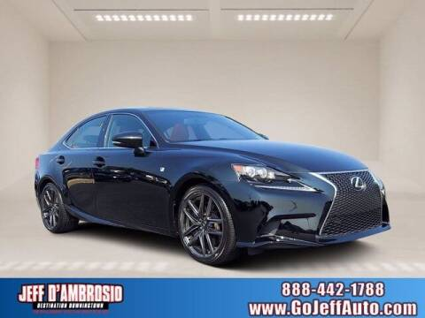 2014 Lexus IS 350 for sale at Jeff D'Ambrosio Auto Group in Downingtown PA