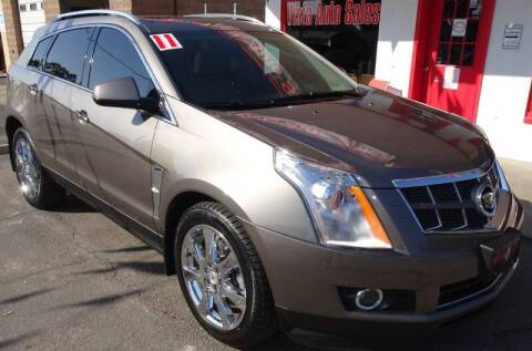 2011 Cadillac SRX for sale at VISTA AUTO SALES in Longmont CO
