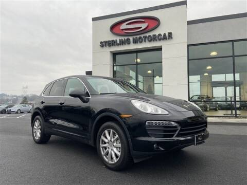 2012 Porsche Cayenne for sale at Sterling Motorcar in Ephrata PA
