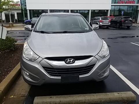 2013 Hyundai Tucson for sale at Lou Sobh Kia in Cumming GA