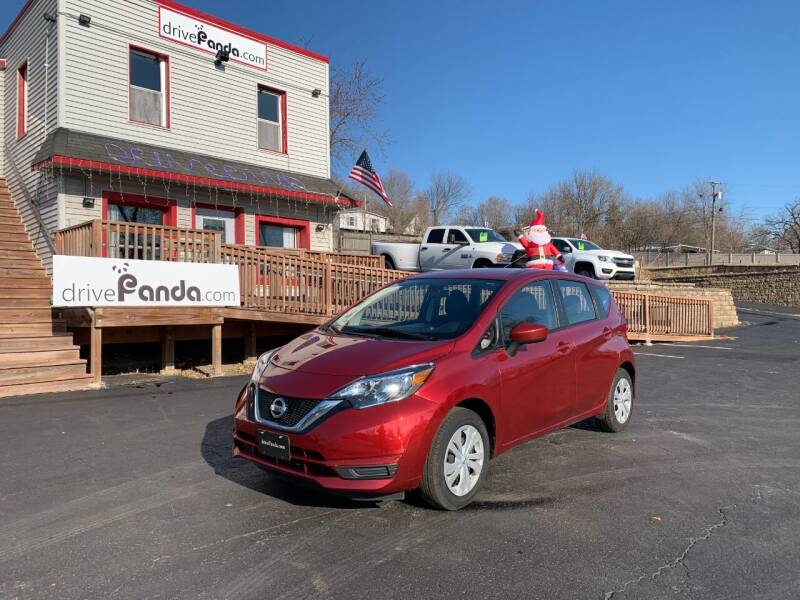 2017 Nissan Versa Note for sale at DrivePanda.com Joliet in Joliet IL