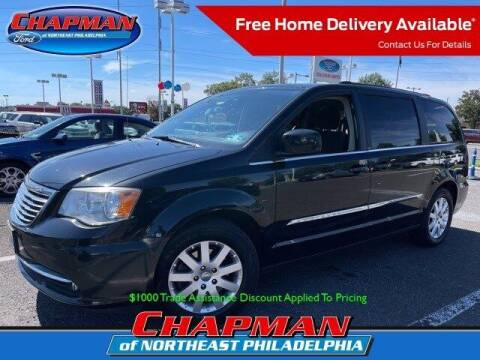 2013 Chrysler Town and Country for sale at CHAPMAN FORD NORTHEAST PHILADELPHIA in Philadelphia PA