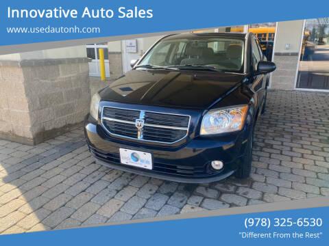 2011 Dodge Caliber for sale at Innovative Auto Sales in North Hampton NH