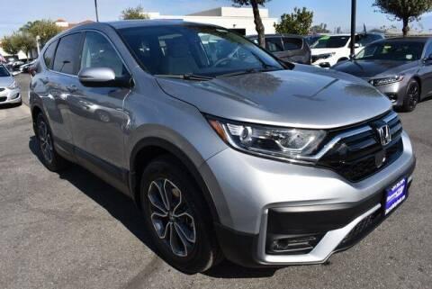 2020 Honda CR-V for sale at DIAMOND VALLEY HONDA in Hemet CA