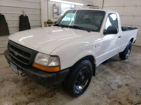 2000 Ford Ranger for sale at Jem Auto Sales in Anoka MN