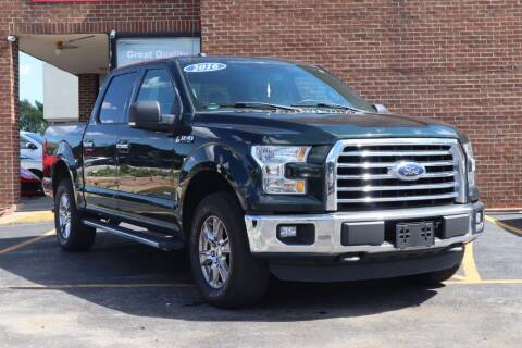 2016 Ford F-150 for sale at Hobart Auto Sales in Hobart IN