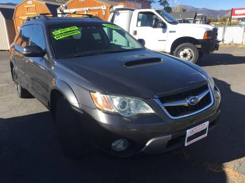 2008 Subaru Outback for sale at Siskiyou Auto Sales in Yreka CA
