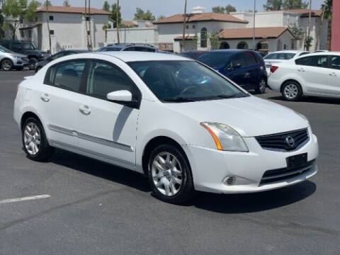 2012 Nissan Sentra for sale at Brown & Brown Auto Center in Mesa AZ