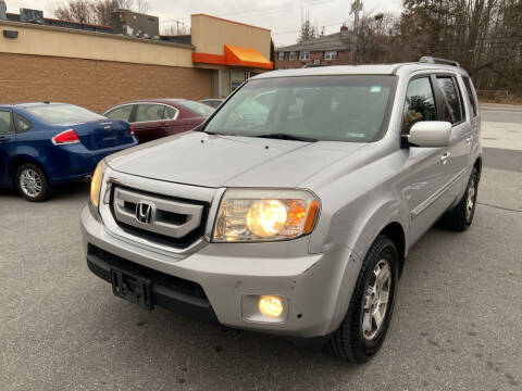 2010 Honda Pilot for sale at Best Choice Auto Sales in Methuen MA